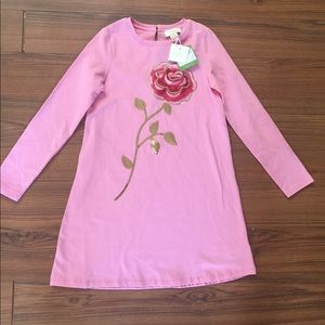 🌸 Host Pick🌹🌺🌹Kate Spade Rose Shift Dress-NWT